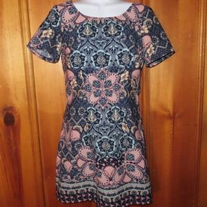 Hollister Dress Size XS Cross Back